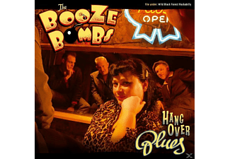 The Booze Bombs - Hangover Blues - (CD)
