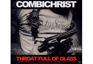 Combichrist - Throat Full Of Glass (Ltd.Digi) - (Maxi Single CD)