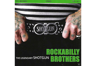 Shotgun - Rockabilly Brothers - (CD)