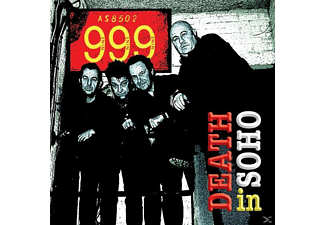 999 - Death In Soho - (Vinyl)