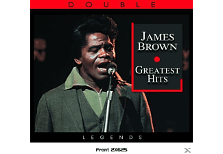 James Brown - Greatest Hits - (CD)