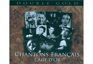 VARIOUS - Chantons Francais L Age D Or - (CD)