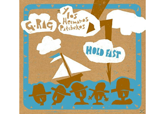 G.Rag Y Los Hermanos Patchekos - Hold Fast [CD]