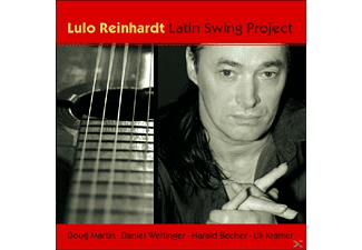 Lulo Reinhardt - Latin Swing Project [CD]