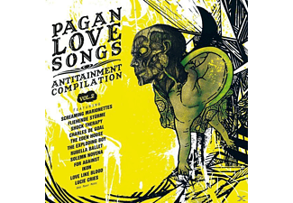 VARIOUS - Pagan Love Songs Vol.2 - (CD)