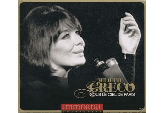 Greco Juliette - Sous Le Ciel De Paris - (CD)