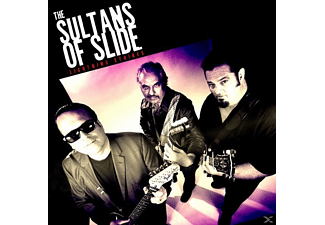 Sultans Of Slide - Lightning Strikes [CD]
