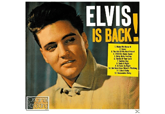 Elvis Presley - Elvis Is Back - (CD)