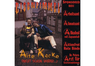 Eisenpimmel - Alte Kacke (Re- Issue) - (CD)