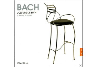 Hopkinson Smith - L'oeuvre De Luth - (CD)