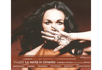 Laurens - La Verita In Cimento - (CD)