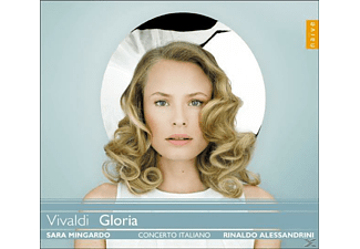 Concerto Italiano - Gloria - (CD)