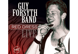 Guy Forsyth Band - Red Dress [CD]