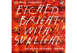 Nicolas Hodges - Etched Bright With Sunlight - (CD)
