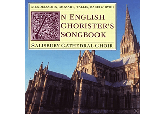 Salisbury Cathedral Choir - An English Chorister's Songbook - (CD)