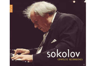 Sokolov Grigory - Complete Recordings [CD]