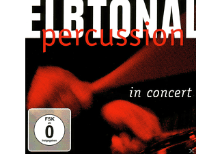 Elbtonalpercussion - In Concert - (DVD + CD)