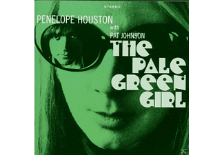 Penelope Houston - The Pale Green Girl - (CD)