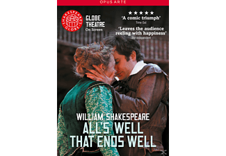 BERTENSHAW/COX/CRANE/CRANSTON/.., Dove/Bertenshaw/Cox/Crane/+ - All's Well That Ends Well [DVD]