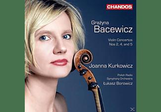 Lukasz Borowicz Joanna Kurkowicz Polish Radio Symphony Orche L