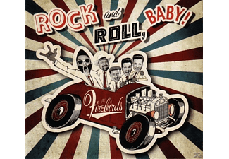 The Firebirds - Rock And Roll Baby! [CD]