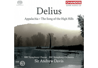 Andrew & Bbc Symphony Chorus Davis, A./BBC Symphony Chorus & Orchestra Davis - Appalachia/The Song of the High Hills - (SACD Hybrid)