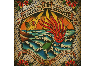 Bastards On Parade - Empty Bottles & Broken Things - (CD)