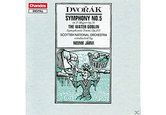 Royal Scottish National Orchestra - Sinfonie 5 op.76 F-Dur - (CD)