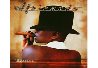 Africo - Martina [CD]