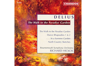 Bournemouth So, Richard/boso Hickox - The Walk To The Paradise Garden - (CD)