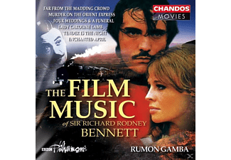 DUKES,PHILIP/GAMBA,RUMON/BBCP - Film Music - (CD)