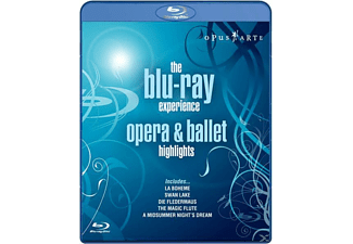 VARIOUS - The Blu-Ray Experience - (Blu-ray)