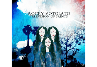 Rocky Votolato - Television Of Saints - (CD)