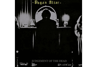 Pagan Altar - Judgement Of The Dead - (CD)