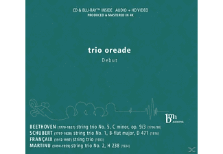 Trio Oreade - Debut - (CD + Blu-ray Disc)