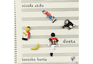Nicola Stilo - Duets - (CD)