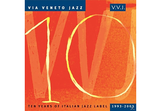 VARIOUS - Via Veneto Jazz-Ten Years Of Italian Jazz [CD]