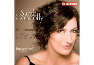 Sarah Connolly, Connolly,Sarah/Asti,Eugene - Songs of Love and Loss - (CD)
