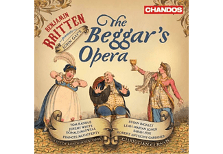 VARIOUS, C./Soloists/City of London Sinfonia Curnyn - The Beggar's Opera - (CD)