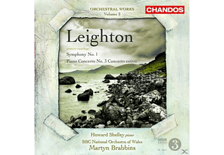 VARIOUS, Shelley/Brabbins/BBC National Orchestra of Wales - Werke für Orchester Vol.3 - (CD)