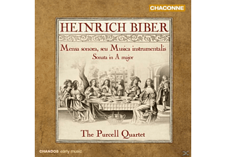 The Purcell Quartet, The/rogers Purcell Quartet - Mensa Sonora,Seu Musica../+ - (CD)
