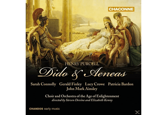 Finley, Devine/Kenny/Connolly/Finley/Crowe/+ - Dido and Aeneas - (CD)