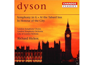Richard Hickox, Richard Hickox - Lso - Symphony In G/At Tabard Inn/+ - (CD)