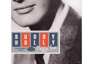 Buddy Holly - Peggy Sue - (CD)