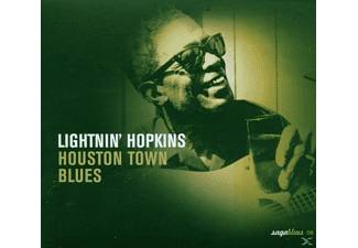 Lightnin' Hopkins - Houston Town Blues - (CD)