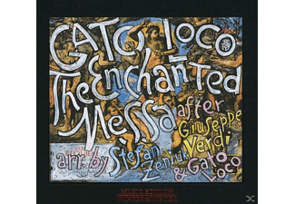 Gato Loco - The Enchanted Messa - (CD)