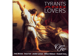 FORD/MIRICIOU/CULLAGH/MAGEE/KELLY/B, Larmore/Ford/Micioiu/+ - Tyrants And Lovers - (CD)