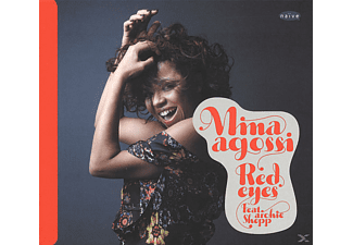 Mina Agossi - Red Eyes - (CD)