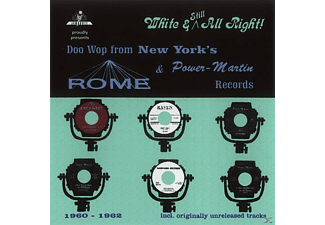 VARIOUS - Rome & Power-Martin Records - (CD)