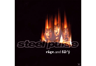 Steel Pulse - Rage And Fury - (CD)